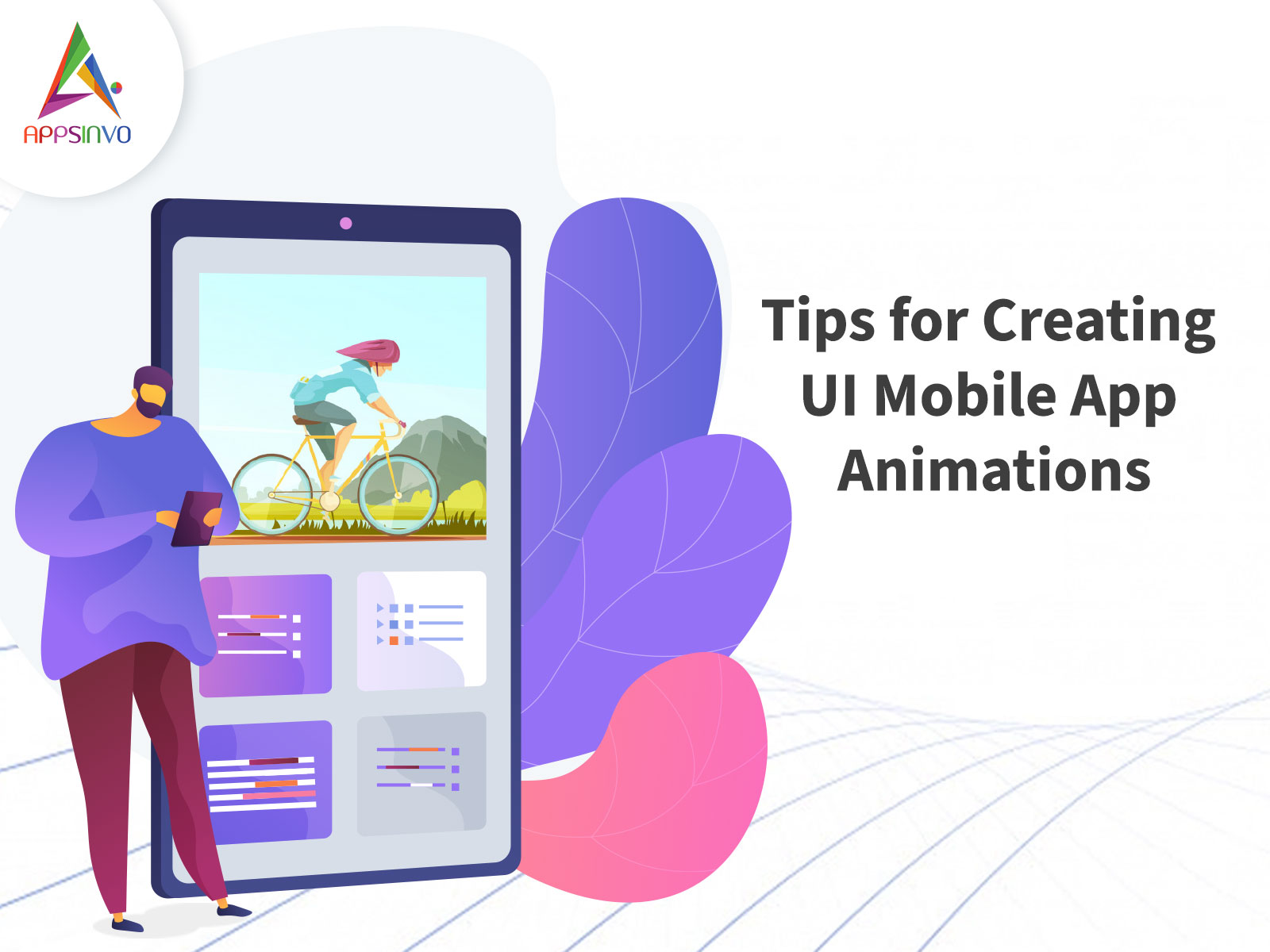Appsinvo: Tips for Creating UI Mobile App Animations