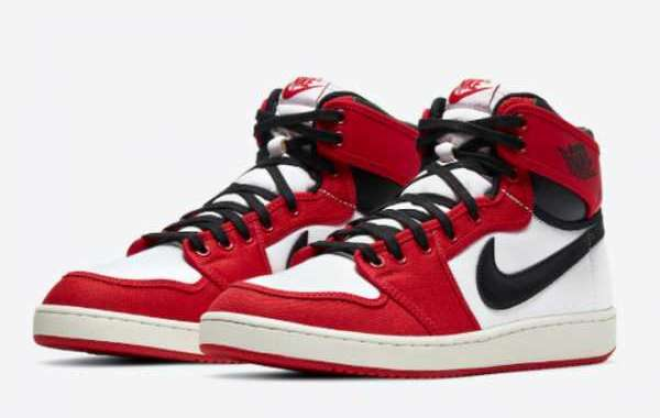 "Best Selling Air Jordan 1 KO ""Chicago"" To Buy Jordansaleuk.com"