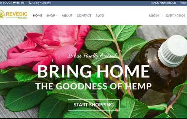 CSS for Hemp Product Given by Revedic.Com