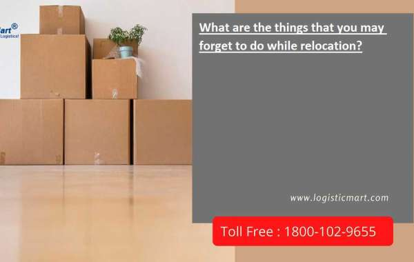 What are the things that you may forget to do while relocation?