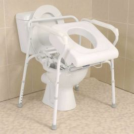 Uplift Commode - Essential Aids UK