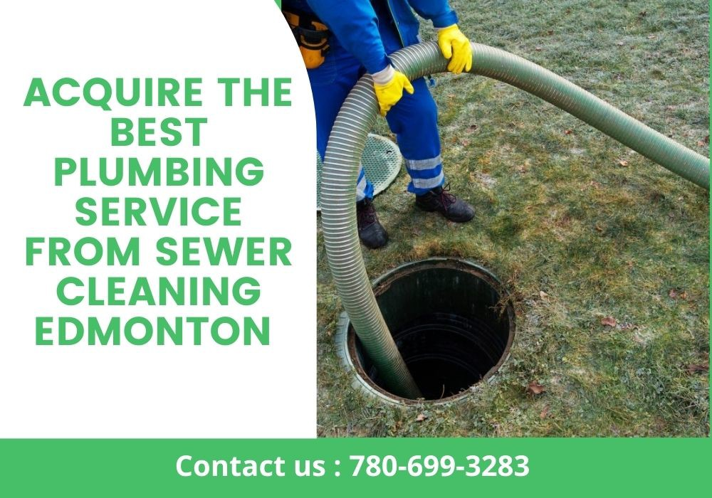 Acquire The Best Plumbing Service From Sewer Cleaning Edmonton | by Pipes Plumbing | Apr, 2021 | Medium