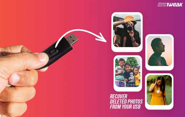 How To Recover Accidentally Deleted Photos From Your USB Flash Drive