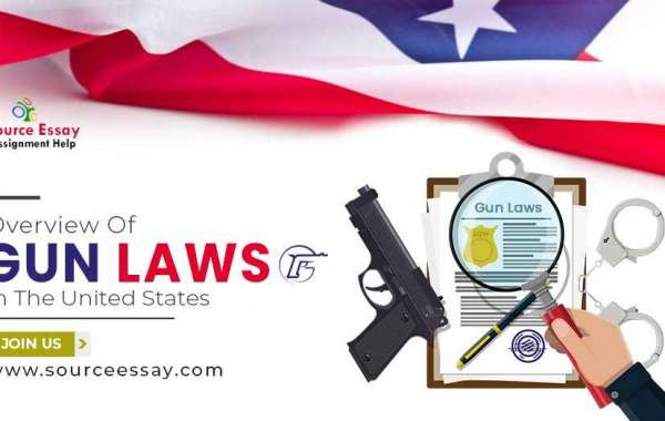 Overview Of Gun Laws In The United States