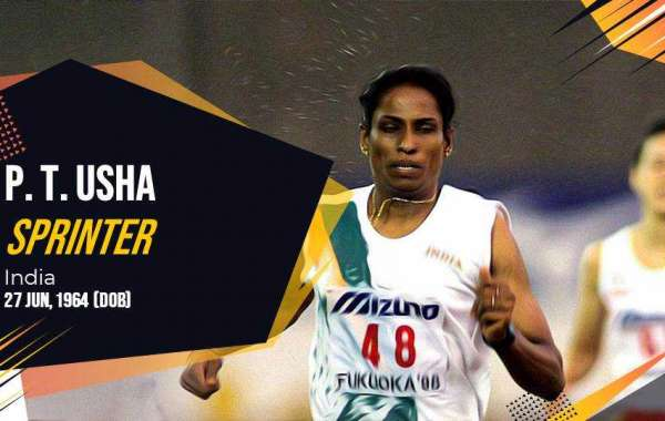 P. T. Usha awards & achievements