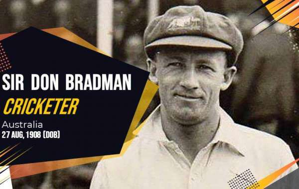 Sir Don Bradman Bio & Career