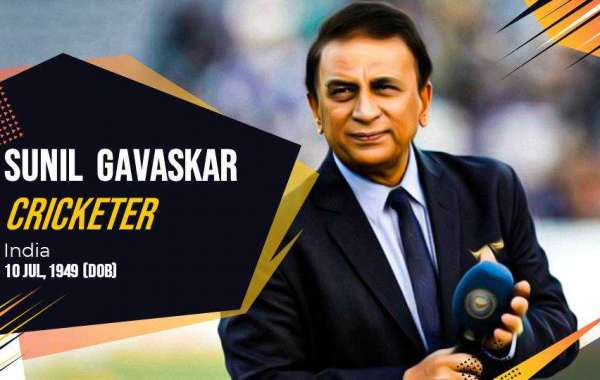 Sunil Gavaskar Biography & Career