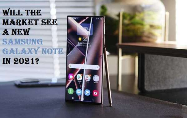 Will the Market See a New Samsung Galaxy Note in 2021?