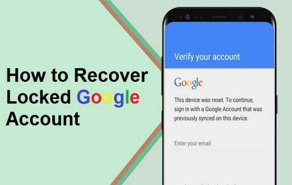 How to Recover Locked Google Account